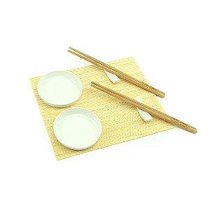 Kit Sushi para 2 Pessoas Kob 7 Peças