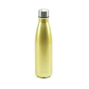 Garrafa Eco Friendly 700 ml Dourada