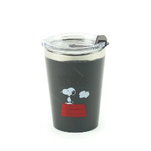 Copo Viagem Snap Get Going Snoopy 300 ml