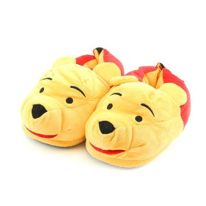 Pantufa 3D Ursinho Pooh