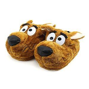 Pantufa 3D Scooby Doo