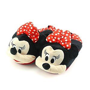 Pantufa 3D Minnie
