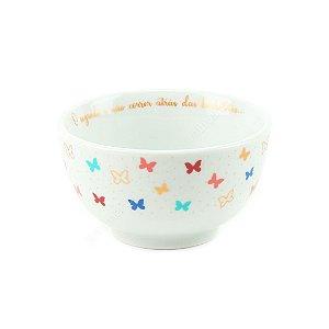 Bowl de Porcelana Borboleta 500 ml