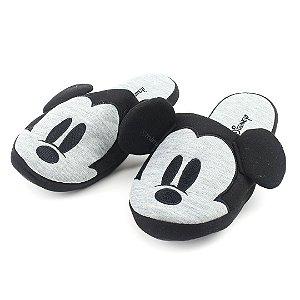 Pantufa Chinelo 3D Mickey Mouse