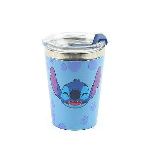 Copo Viagem Snap Stitch 300 ml