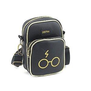 Bolsa Transversal Shoulder Bag Harry Potter Raio
