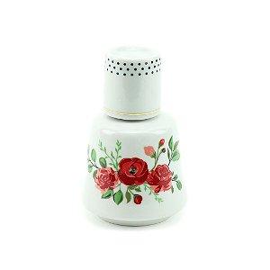 Mini Moringa de Porcelana Romance Gold 350 ml