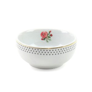 Bowl de Porcelana Romance Gold 350 ml