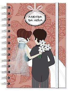 Agenda da Noiva Buquê