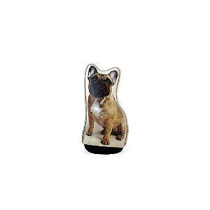 Peso de Papel Cachorro Bulldog Francês