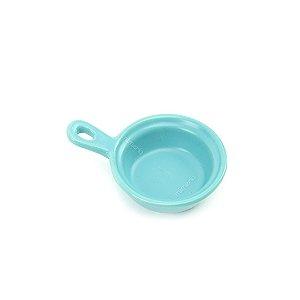 Mini Ramequim em Cerâmica Azul