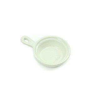 Mini Ramequim em Cerâmica Branco
