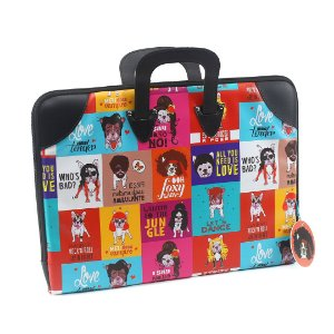 """Case para Notebook 15,6"""" Monsters of Dog"""