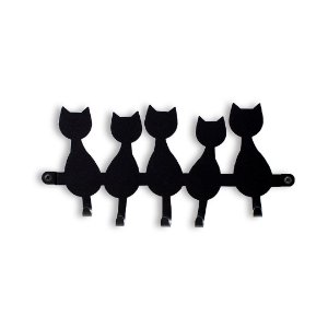 Porta Chaves Gatos