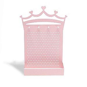 Porta Joias de Aço Princesa Bijoux