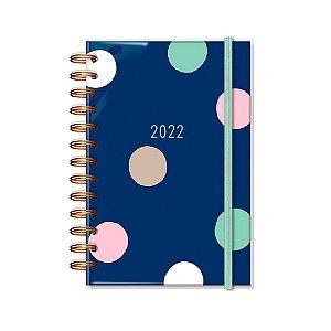 Agenda 2022 Diária Poá Azul Média