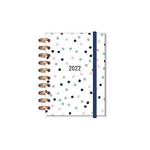 Agenda 2022 Diária Poá Pequena
