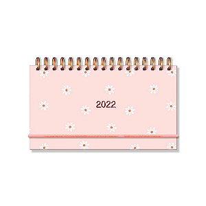 Agenda 2022 Semanal Margaridas Mini