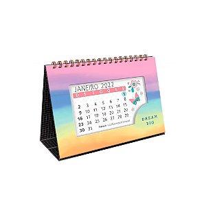 Calendário de Mesa 2022 Tie Dye