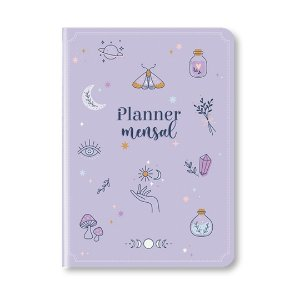 Planner Mensal Mística