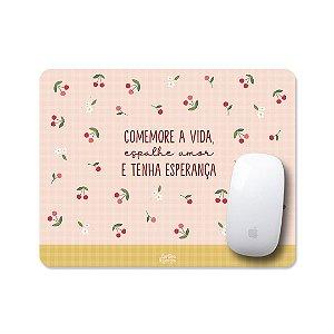 Mouse Pad Cerejinha
