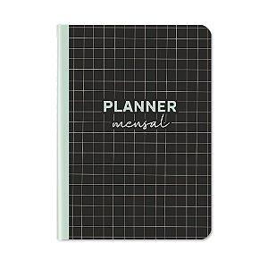 Planner Mensal Grid