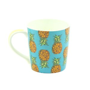 Caneca Joia Abacaxi 400 ml