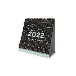 Calendário de Mesa 2022 Grid