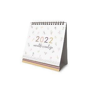 Calendário de Mesa 2022 Amanhecer