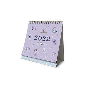 Calendário de Mesa 2022 Mística