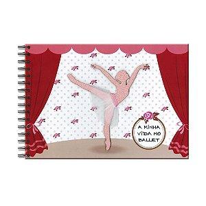 Álbum de Recordações Bailarina