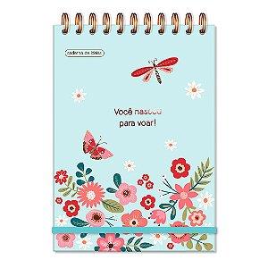 Caderno de Ideias Borboletas