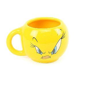 Caneca Looney Tunes 3D Piu Piu