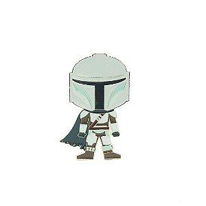 Funpin Decorativo Star Wars Mando Grande