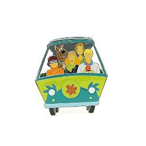 Funpin Decorativo Scooby-Doo Máquina de Mistério Grande