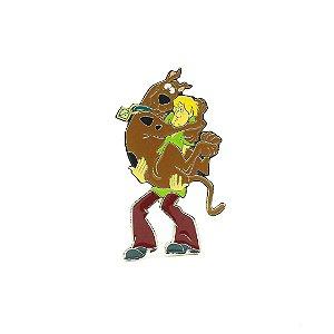 Funpin Decorativo Scooby-Doo e Salsicha Grande