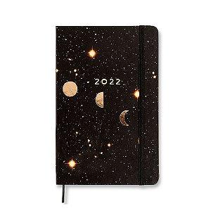 Agenda 2022 Planner Semanal Astral Galáxia Média