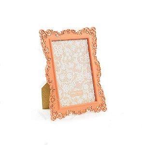 Porta Retrato Ornamentado Coral Candy 10x15