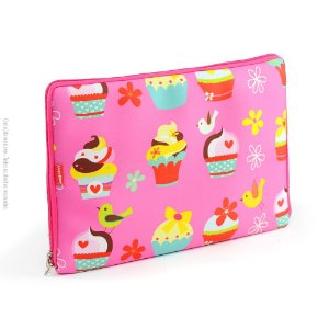 Case para Notebook 13 Cupcake