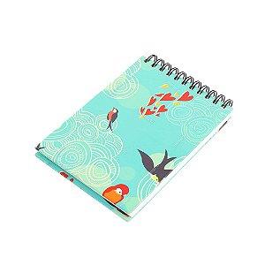 Caderno de Notas Wire-O Liberdade
