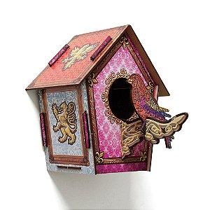 Casinha Decorativa Uccello