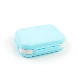 Pote Marmita Picnic Azul Candy