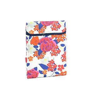 Case para Tablet Floral Color