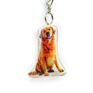 Chaveiro Golden Retriever