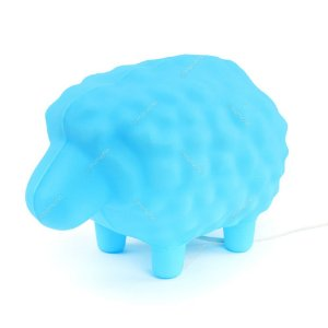 Luminária Ovelha Azul