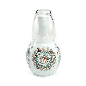 Moringa de Porcelana Bali Turquesa 750 ml