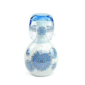 Moringa de Porcelana Nepal Azul 750 ml