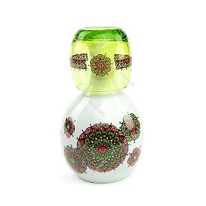 Moringa de Porcelana Nepal Verde 750 ml