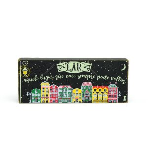 Quadro Box Lar 12x30