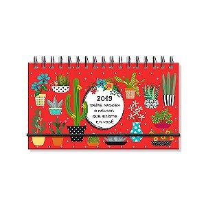 Agenda Semanal Cactos Mini 2019